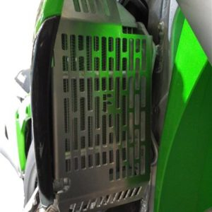 Kawasaki KXF450 2016 - 2018 Radiator Guards