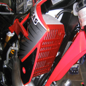 Gas Gas Enduro 250 300 2005 - 2011 Radiator Guards