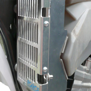 Husaberg FE Radiator Guards