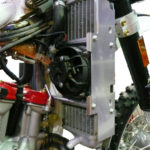 Husaberg FE Radiator Guards 4