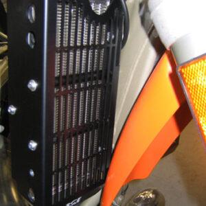 KTM 2 Stroke Radiator Guards