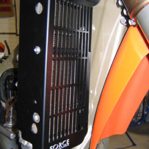 KTM 4 Stroke Radiator Guards