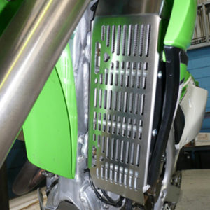 Kawasaki KLX450 & KXF450 Radiator Guards