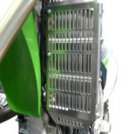 Kawasaki KXF250 Radiator Guard 2