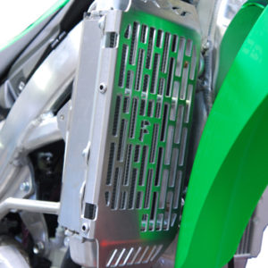 Kawasaki KXF250 Radiator Guard
