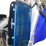 Yamaha WR450F Radiator Guards 4