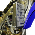 Yamaha YZ250F Radiator Guards