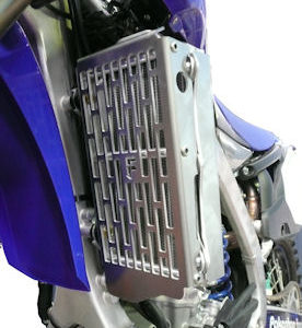 Yamaha YZ450F Radiator Guards