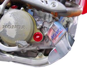 Honda CRF250R Bash Plate