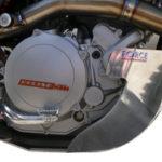 KTM 450 SXF & 505 EXC-F Bash Plate 1