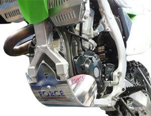 Kawasaki KXF450 07-11 Bash Plate