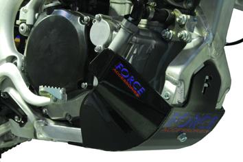 Kawasaki KXF250 2010-2016 Bash Plate 1