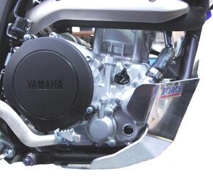 Yamaha WR250R Bash Plate