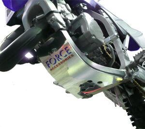 Yamaha YZ125 Skid Plate
