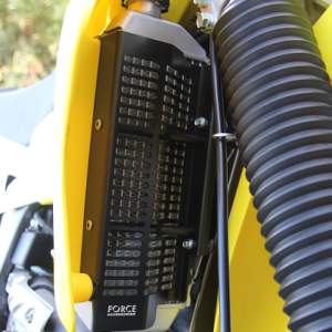Suzuki DRZ400E Radiator Guards