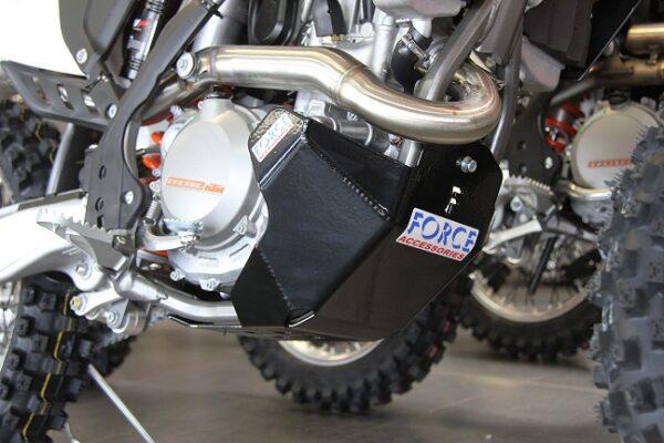 KTM SXF & Husqvarna FE/FC 450 & 501 Bash Plate 1