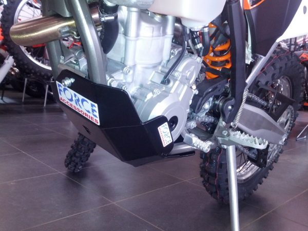 KTM SXF & Husqvarna FE/FC 350 Bash Plate 2