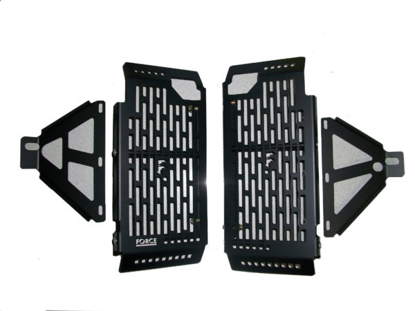 Honda CRF450R Radiator Guards 3