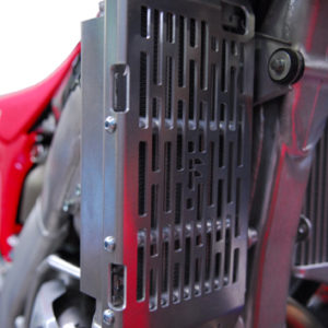Honda CRF250 & 450R Radiator Guards