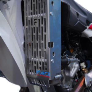 Husqvarna TE250 10-12 / TE310 11-12 / TE450 04-07 /TE510 04-07 Radiator Guards