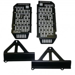 Kawasaki KXF450 12-15 Radiator Guards