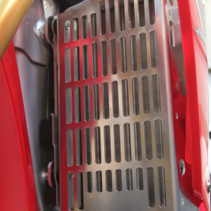 Honda CRF250X Radiator Guards