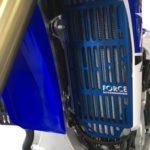 BILLET Yamaha WR250F YZ250FX 15-16 / YZ250F 14-16 / WR450F YZ450FX 2016 / YZ450F 14-16 Radiator Guards BILLET 1