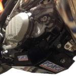 KTM 250/300 2017 - 2018 EXC + TPI / Husky TX / TE / TC 250 / 300 2017 Bash Plate