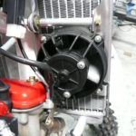 Husaberg FE Radiator Guards 6