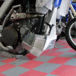 Yamaha YZ250F Bash Plate