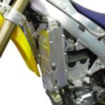 Suzuki RMZ450 2008 – 2017 / RMX 450 2008 – 2018 Radiator Guards 1