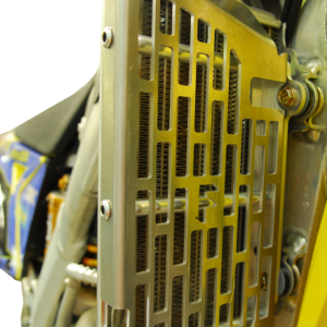 Suzuki RM-Z250 Radiator Guards