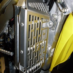 Suzuki RM-Z250 2013 - 2018 Radiator Guards