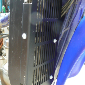 Yamaha WR450F (Steel Frame) Radiator Guards