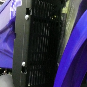 Yamaha YZ125 & 250 / YZ250X Radiator Guards