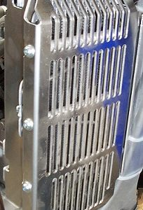 Yamaha WR450F Radiator Guards