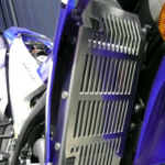 Yamaha WR250R Radiator Guards