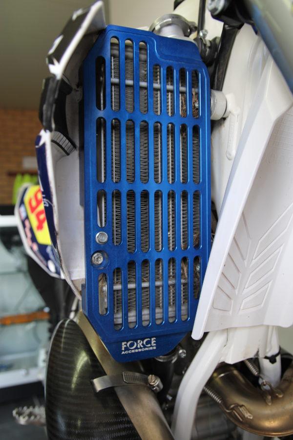 KTM/ HUSQVARNA/ HUSABERG BILLET RADIATOR GUARDS 13