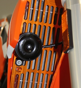 KTM/ HUSQVARNA/ HUSABERG BILLET RADIATOR GUARDS
