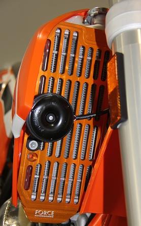 KTM/ HUSQVARNA/ HUSABERG BILLET RADIATOR GUARDS 1