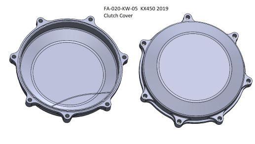 FA-020-KW-05 KX450 2019 2